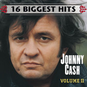 Johnny Cash | Johnny Cash - 16 Biggest Hits Volume II