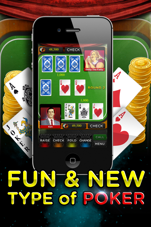 poker (扑克) pro - play the best deluxe casino card game live w
